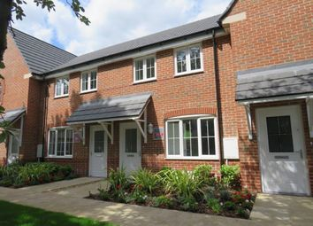 Thumbnail 2 bed semi-detached house for sale in Robell Way, Storrington