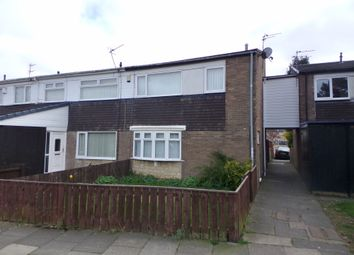 Thumbnail 4 bed terraced house for sale in Langdale Drive, Cramlington