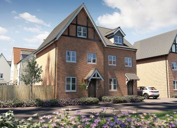 "Thumbnail 3 bed property for sale in ""The Holnicote"" at Bishopsfield Road, Fareham"
