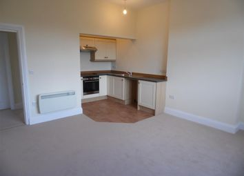 Thumbnail 2 bed flat to rent in The Sidings, Station Road, Bampton, Tiverton