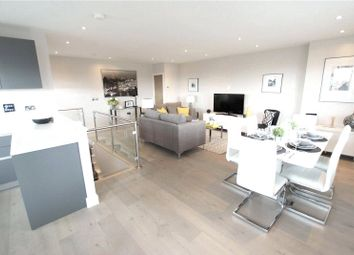 Thumbnail 2 bed flat for sale in Geneva House, 3 Park Road, Peterborough, Cambridgeshire