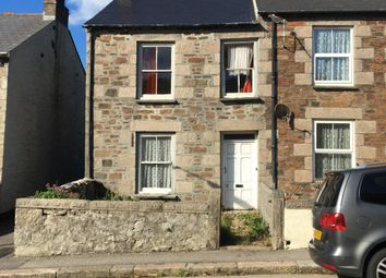 Thumbnail 3 bed end terrace house for sale in 8 Raymond Road, Redruth, Cornwall