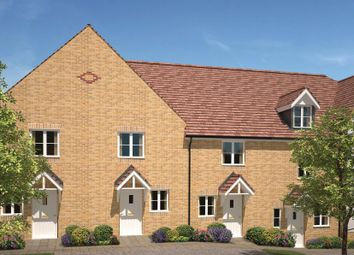 Thumbnail 2 bed terraced house for sale in The Clare, Savernake Drive Little Stanion, Corby