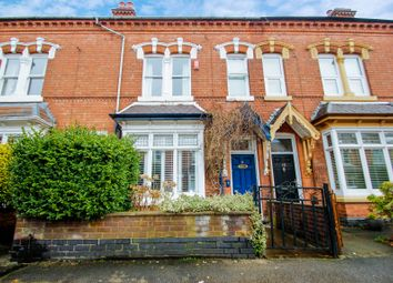Thumbnail 4 bed terraced house for sale in Herbert Road, Bearwood