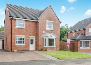Thumbnail 4 bed detached house for sale in Parkmanor Avenue, Darnley, Glasgow