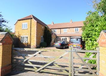 Thumbnail 5 bed detached house to rent in Main Street, Harby, Melton Mowbray