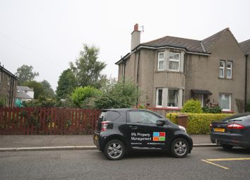 Thumbnail 2 bed flat to rent in Nursery Road, Broughty Ferry, Dundee