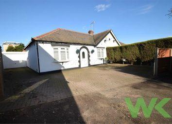 Thumbnail 3 bed semi-detached bungalow for sale in Park Crescent, West Bromwich, West Midlands
