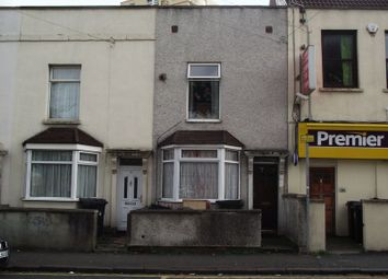 Thumbnail 2 bed terraced house to rent in Clouds Hill Road, St George, Bristol