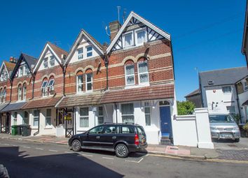 Thumbnail 4 bedroom end terrace house for sale in Hyde Road, Eastbourne