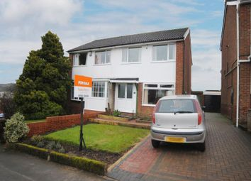 Thumbnail 3 bed semi-detached house for sale in Andover Close, Adderley Green, Stoke-On-Trent