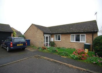 Thumbnail 2 bed detached bungalow for sale in St Peters Way, Ellington, Huntingdon