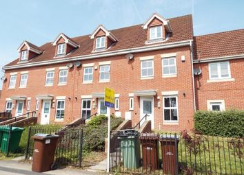 Thumbnail 3 bedroom end terrace house for sale in Worthy Row, Nottingham, Nottinghamshire