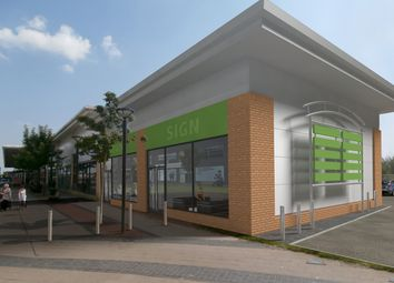 Thumbnail Retail premises to let in Retail Development, The Parade, Greenwell Road, Newton Aycliffe