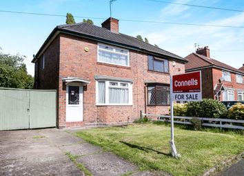Thumbnail 2 bed semi-detached house for sale in Newbolds Road, Fallings Park, Wolverhampton