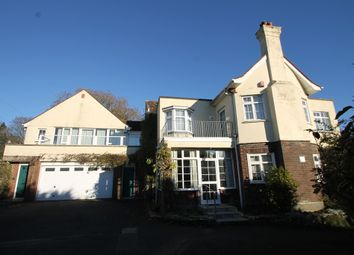 Thumbnail 7 bedroom detached house for sale in The Court, Tavistock Road, Plymouth