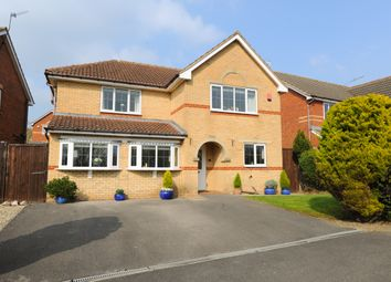 Thumbnail 5 bed detached house for sale in Holme Park Avenue, Newbold, Chesterfield