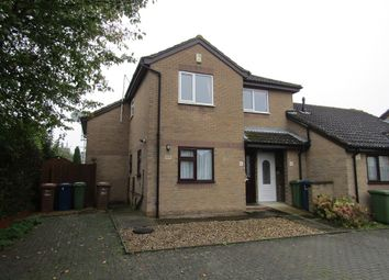 Thumbnail 2 bed flat to rent in Marritt Close, Chatteris