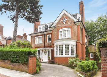 Thumbnail 3 bed flat for sale in Rosecroft Avenue, Hampstead
