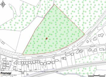 Thumbnail Land for sale in Crampmoor, Romsey, Hampshire