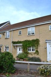 Thumbnail 2 bed terraced house for sale in Tudor Rose Way, Starston, Harleston