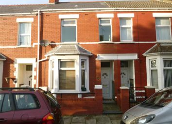 Thumbnail 3 bed terraced house to rent in Cora Street, Barry
