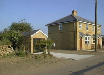 Thumbnail 3 bed semi-detached house to rent in Hoford Road, West Tilbury, Tilbury