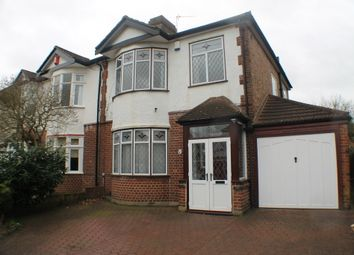 Thumbnail 3 bed semi-detached house to rent in Hartsmead Road, London
