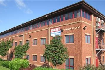 Thumbnail Business park for sale in St Marks House, St Marks Court, Teesdale Business Park, Stockton On Tees