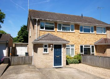 Thumbnail 3 bed semi-detached house for sale in Fox Covert, Lightwater