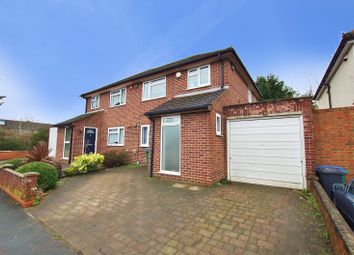 Thumbnail 3 bed semi-detached house to rent in Leggatts Way, Watford, Hertfordshire