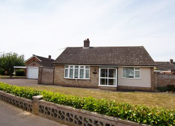 Thumbnail 3 bed detached bungalow for sale in Sheffield Road, Wymondham