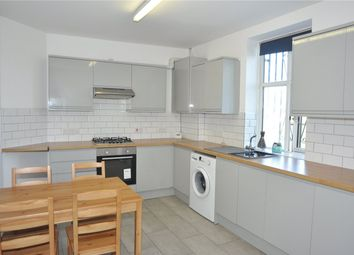 Thumbnail 4 bed flat to rent in Green Lanes, London