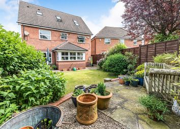 Thumbnail 5 bed detached house for sale in Tansy Close, Worcester, Worcester
