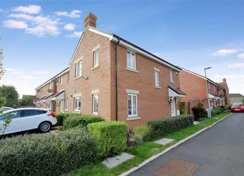 Thumbnail 3 bedroom semi-detached house for sale in Trowbridge Close, Swindon