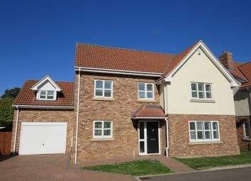 Thumbnail 6 bed detached house for sale in Lambs Close, Shefford, Beds