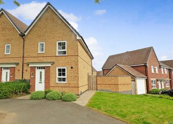 Thumbnail 3 bedroom semi-detached house for sale in The Square, Longton, Stoke-On-Trent