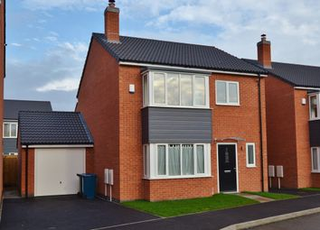 Thumbnail 3 bedroom detached house for sale in 3 Swinley Court, Bowland Road, Bingham