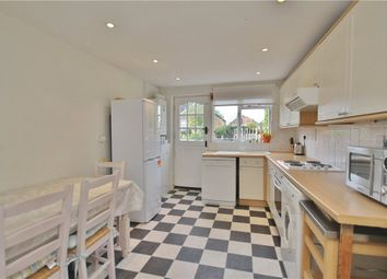 Thumbnail 2 bed terraced house to rent in Harvest Road, Englefield Green, Surrey