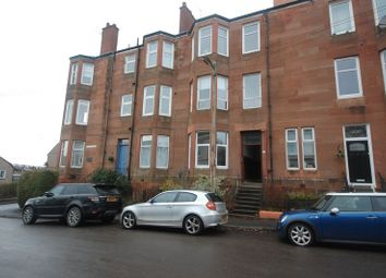 Thumbnail 1 bed flat for sale in Bolivar Terrace, Glasgow