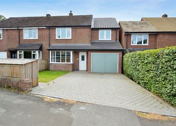 Thumbnail 3 bed semi-detached house for sale in Grimshaw Lane, Bollington, Macclesfield, Cheshire