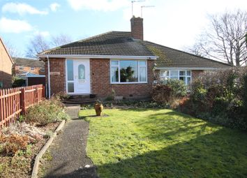 Thumbnail 2 bedroom semi-detached bungalow for sale in Spring Farm Road, Stapenhill, Burton-On-Trent