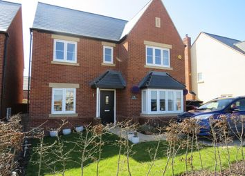 Thumbnail 5 bed detached house for sale in Camp Road, Upper Heyford, Bicester
