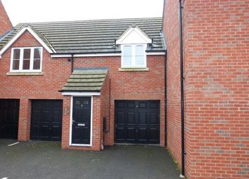 Thumbnail 2 bed flat to rent in Babbage Crescent, Corby
