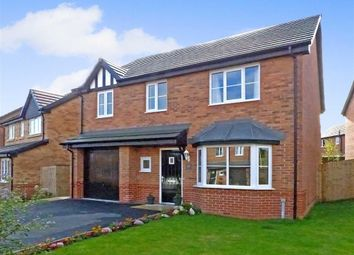 Thumbnail 4 bed detached house for sale in Clarence Drive, Cuddington, Northwich, Cheshire