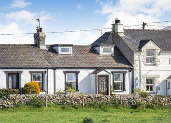 Thumbnail 4 bed terraced house for sale in Seion Terrace, Llanddeiniolen, Caernarfon, Gwynedd