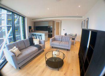 Thumbnail 2 bed flat for sale in Riverlight Four, Nine Elms, London