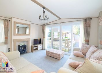 Thumbnail 3 bed mobile/park home for sale in Organford Road, Sandford