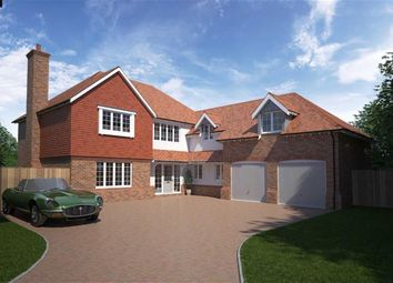 Thumbnail 5 bedroom detached house for sale in Station Road, Goudhurst, Kent