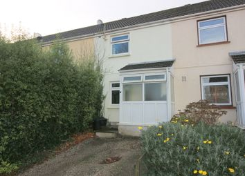 Thumbnail 2 bed terraced house to rent in Babis Farm Court, Saltash